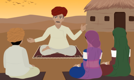 Why Bijji Became A Collector Of Rajasthani Oral Traditions