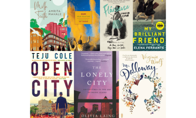7 Books For Those Who Miss Wandering