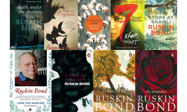 9 Books By Ruskin Bond That Are Perfect For Adults