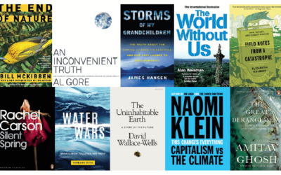 10 Non-fiction Books About The Environment You Should Read