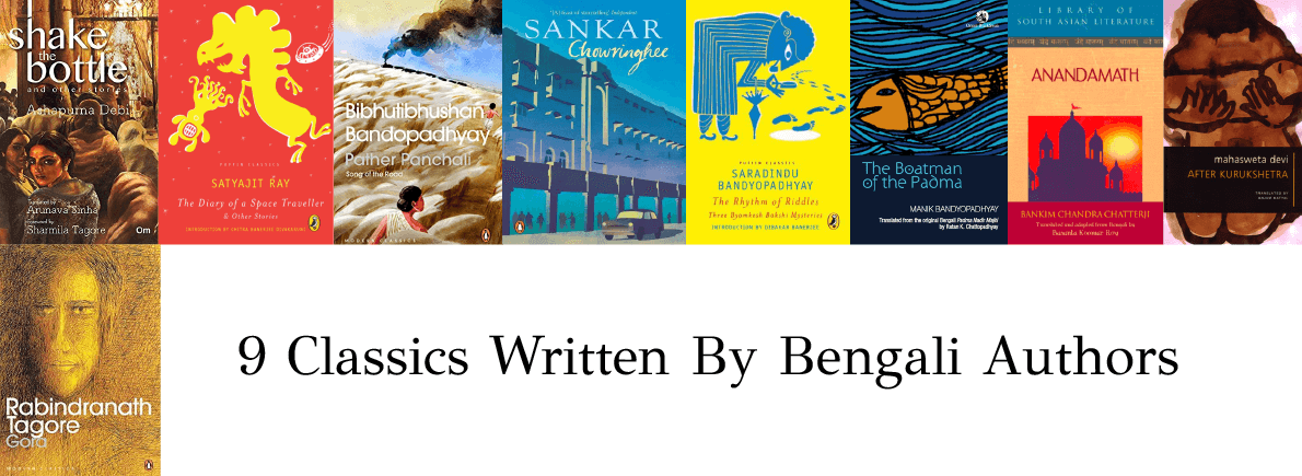 classics written by Bengali Authors