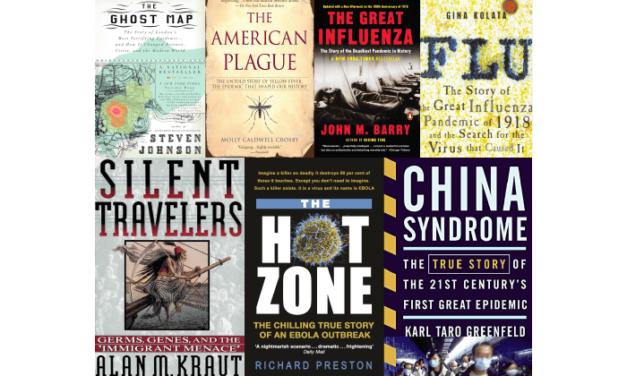 7 Non-Fiction Books About Epidemics And Pandemics