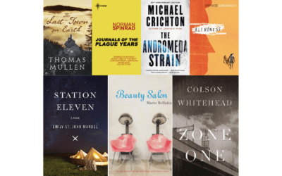 Essential Pandemic Fiction To Read in The Age Of COVID-19