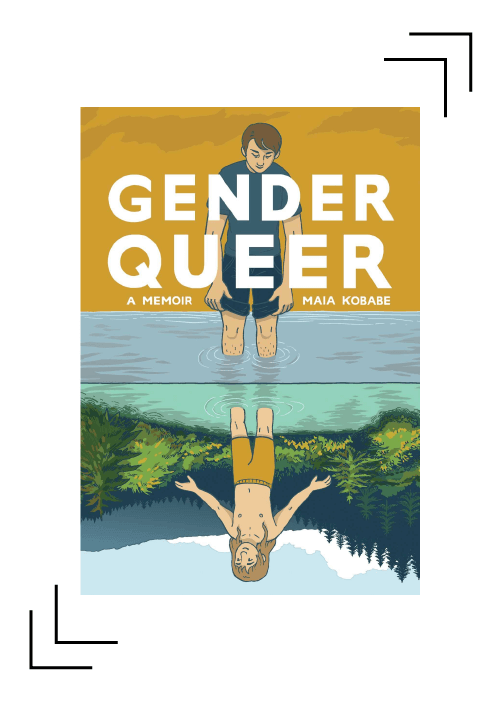 LGBTQIA+ Graphic Novels