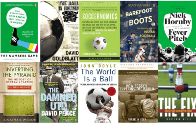 #TCRRack: 10 Football Books To Get You Excited About FIFA World Cup 2018