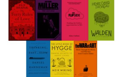 21 Books That Symbolise The Colours Of Holi