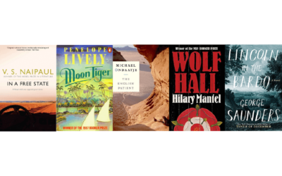 5 Books Shortlisted For The Golden Man Booker Prize