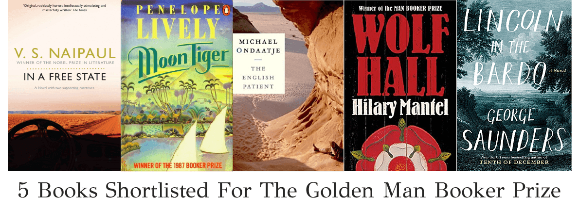 Golden Man Booker