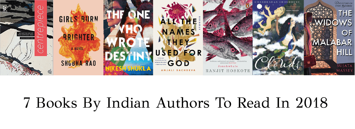books by Indian authors 2018