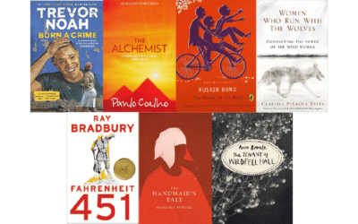 7 Books The Fairy Book Club Has Read And You Should Too
