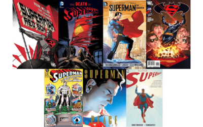 7 Superman Comics With Fascinating Storylines