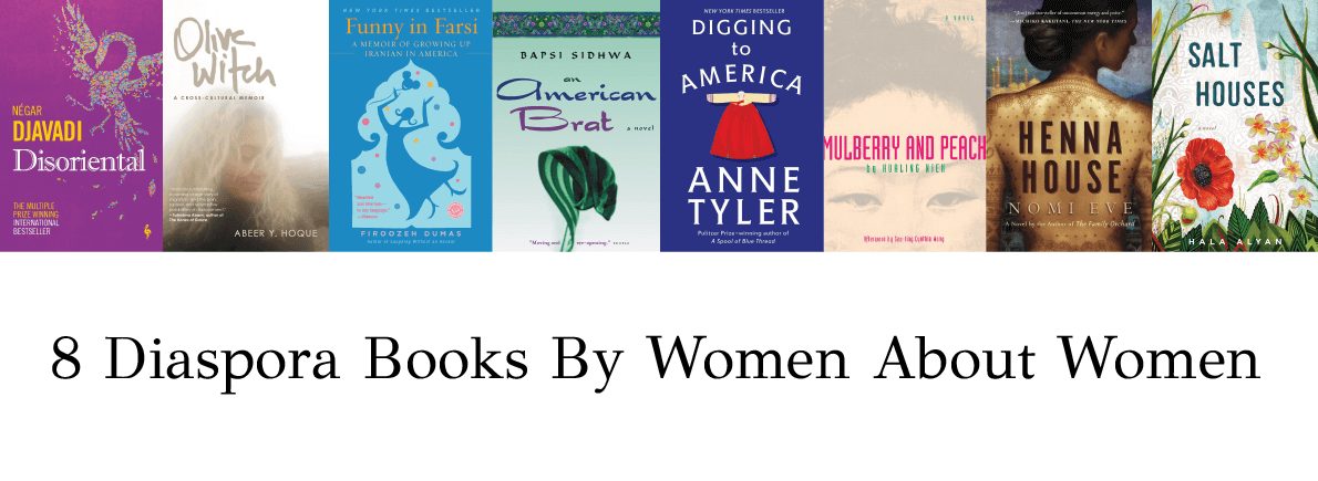 Diaspora books by women