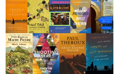 9 Books That Help You Travel The World