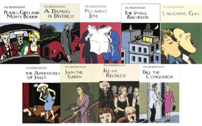 9 Books by P.G. Wodehouse You Probably Haven't Read
