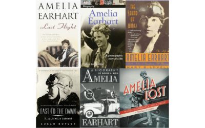 6 Books On The Fascinating Life Of Amelia Earhart
