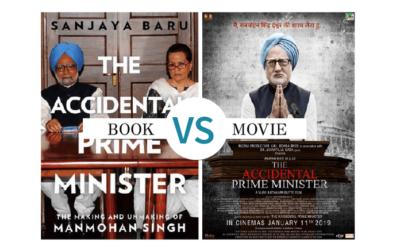 Book Vs. Movie: The Accidental Prime Minister