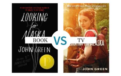 Book Vs. TV Show: Looking For Alaska
