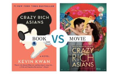 Book Vs. Movie: Crazy Rich Asians