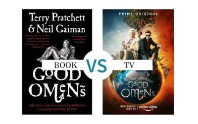 Book Vs. TV Show: Good Omens