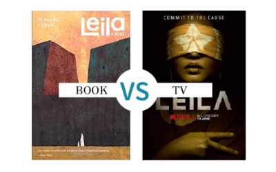 Book vs TV Show: Leila