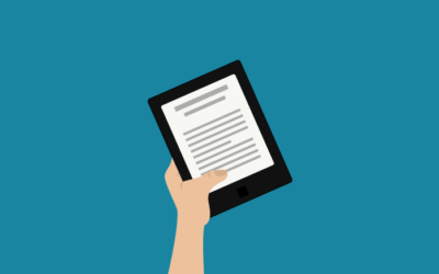 Infographic: The History of E-Books