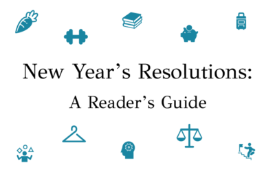 New Year's Resolutions: A Reader's Guide