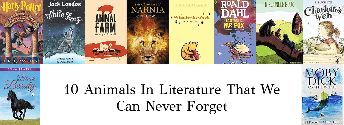 animals in literature