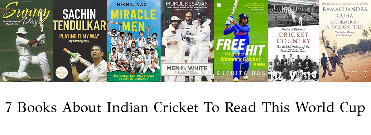 books about Indian cricket