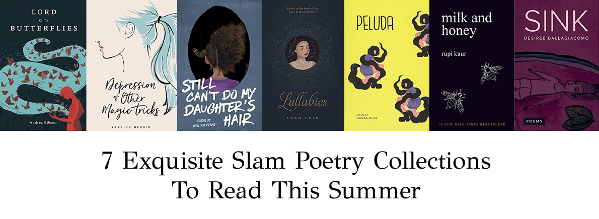 slam poetry collections