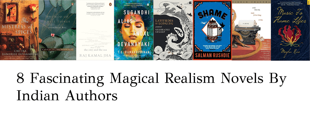 magical realism novels by Indian authors