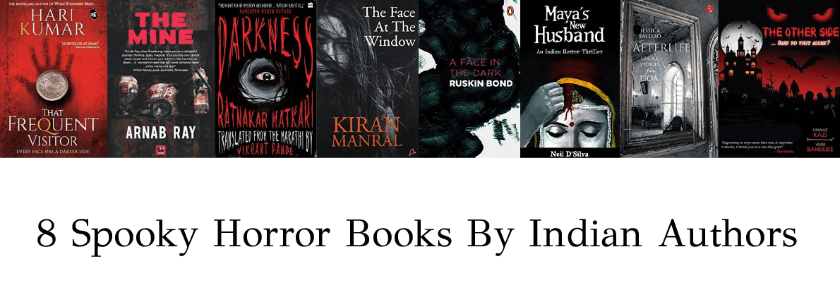 Horror Books By Indian Authors