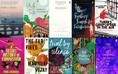 10 Books Longlisted For The JCB Prize For Literature 2019