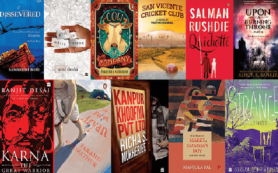 11 Fiction Books By Indian Authors Releasing In August 2019