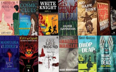 12 Crime Fiction Novels By Indian Women Authors