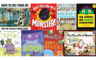 8 Children's Books About Monsters