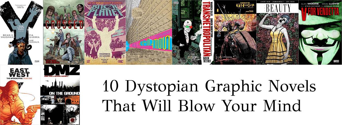 Dystopian Graphic Novels