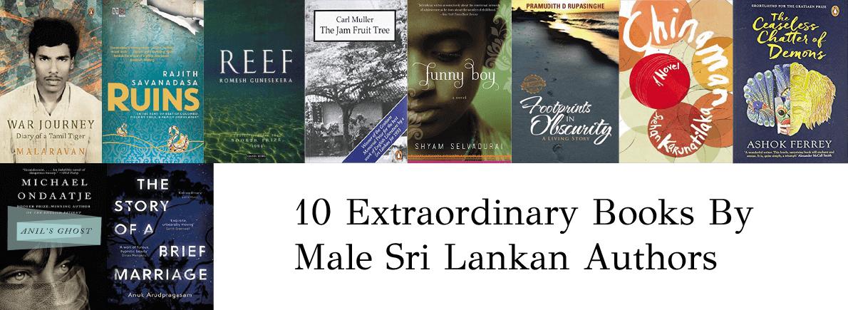 Sri Lankan authors