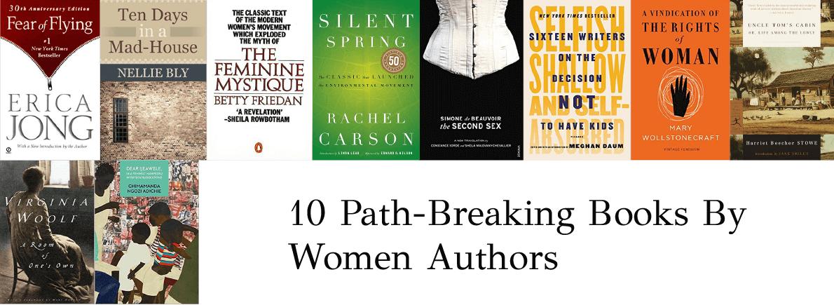 path-breaking books by women