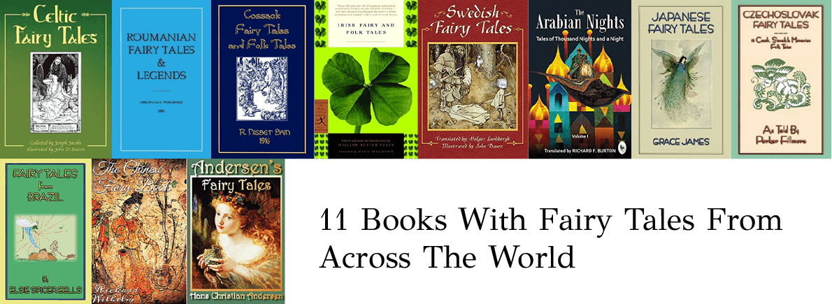 fairy tales across the world