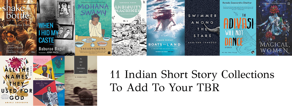 Indian short story collections