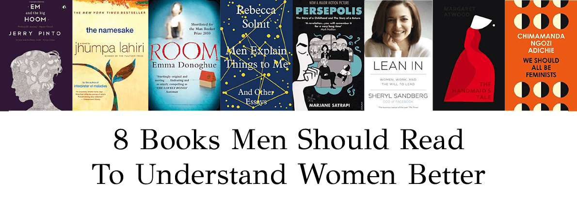 books men should read to understand women better