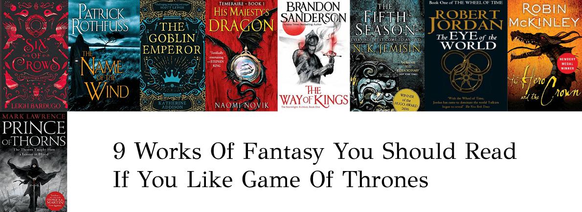 game of thrones fantasy