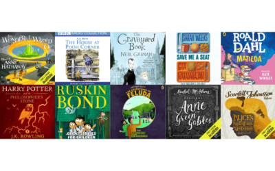 10 Audiobooks For Children That Will Enthrall Your Kids