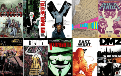 10 Dystopian Graphic Novels That Will Blow Your Mind