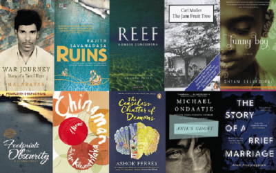 10 Extraordinary Books By Male Sri Lankan Authors