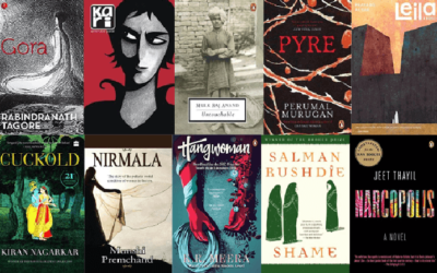 10 Must Read Indian Novels With One-Word Titles