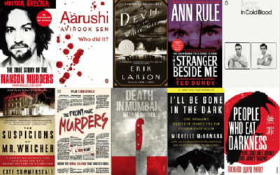 10 True Crime Books Guaranteed To Keep You Up At Night