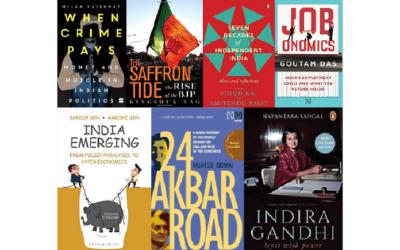 7 Must-Read Books On Indian Politics