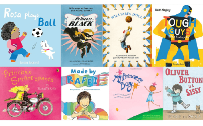 8 Children's Books That Challenge Gender Stereotypes