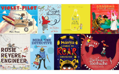 8 Children's Books With Strong Female Protagonists